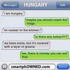 Hungary!