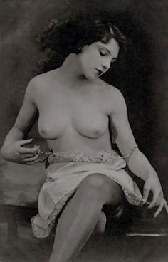 """missanne: """" Vintage Nude """""""