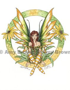 Summer - Amy Brown: Fairy Art - The Official Gallery