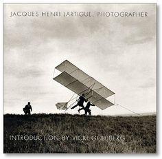 Jacques-Henri Lartigue. Photographer.