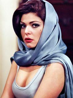 Itati Cantoral as Soraya Montenegro in 'Maria la del Barrio'