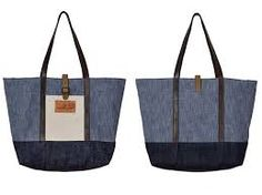 Image result for denim bags images