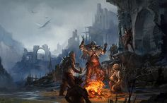 """Orcs by sandara 