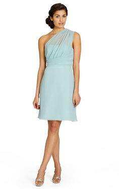 light blue #Bridesmaid Dresses