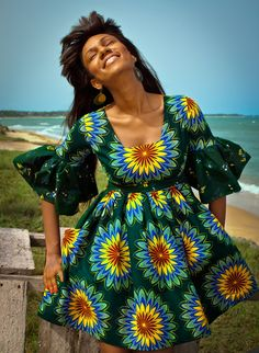 Kiki Clothing from Ghana - Africa Fashion Week