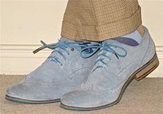 Haight & Ashbury trousers, Steve Madden blue suede derbies…  #HaightAndAshbury #SteveMadden #menstyle #menswear #menscouture #mensfashion #instafashion #fashion #hautecouture #sartorial #sprezzatura #style #dapper #dapperstyle #pocketsquare