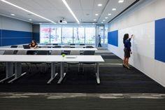 Conference Center Multipurpose DIRECTVs El Segundo Headquarters #Training room