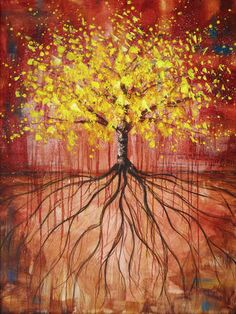 'Roots' by Benjamin Victor Kelley on TurningArt - I love a picture like this with roots as big or bigger than the tree!