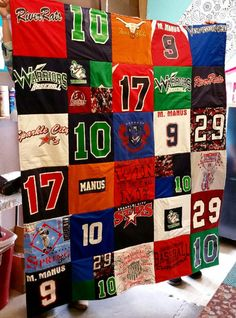 1000 Ideas About Sports Quilts On Pinterest Quilts
