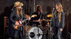 The past year has been a whirlwind for Chris Stapleton. He released his debut solo album, Traveller, on May 5, 2015 and less than a year later, he now...