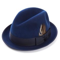 8ce6d840750 Kingsbury Fur Felt Trilby Hat. Christys  Hats