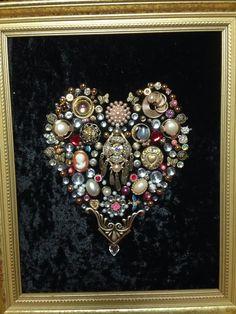 Jewelry Heart 2015 Diane Yi