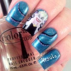 URSULA #nail #nails #nailart