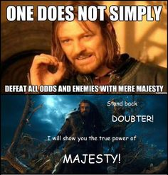 Love this, doubter! <3