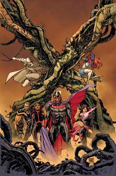 UNCANNY X-MEN #1 by Greg Land