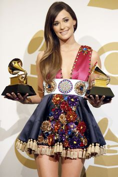 Kacey Musgraves in Enrique, 2014