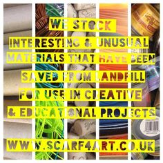 What we do! Gloucestershire Resource Centre http://www.grcltd.org/scrapstore/