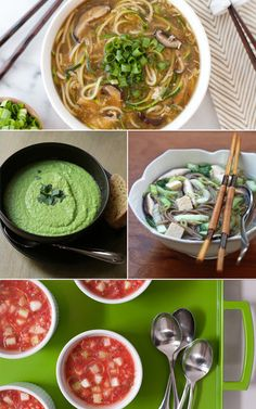 A Vegetarian Soup (19 to Be Exact) For Every Palate
