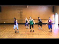 Ice Ice baby Vanilla Ice Zumba Remix. Core and squat dance fitness routine - YouTube