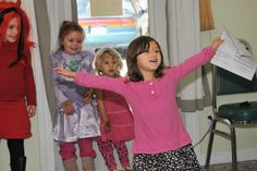 """My latest music blog post: Little kids singing along with a """"pitch map"""". Hope you enjoy! Musically yours,  Carolyn"""