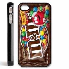 M chocolate candy MILK COCO cover for iPhone 4 /4s....I have a blackberry tho:(