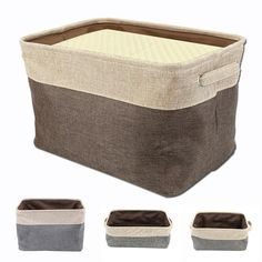Laundry Baskets Bins Home Furniture Diy Ebay Products