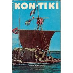 Kon-Tiki is the record of an astonishing adventure -- a journey of 4,300 nautical miles across the Pacific Ocean by raft.
