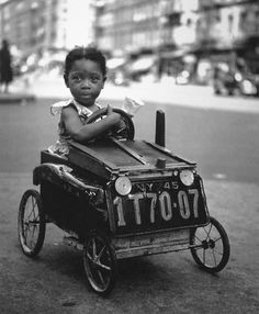 New York 1947 Photo: Fred Stein