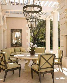 Andrew Skurman Architects – A Greek Villa