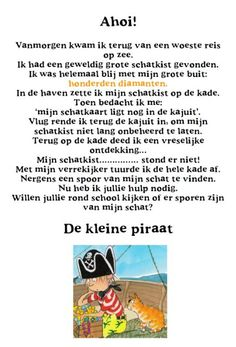 Piraten speurtocht op juf Anke.nl Preschool Pirate Theme, Too Cool For School, Mermaid Birthday, Pirate Party, Birthday Parties, Birthday Kids, Kindergarten, Workshop, How To Plan