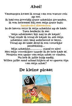 Piraten speurtocht op juf Anke.nl