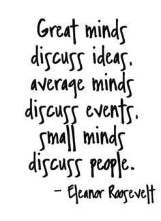 Be A Great Mind!!!
