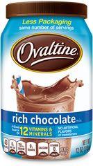 FREE Ovaltine Rich Chocolate Sample on http://www.icravefreebies.com/