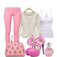 Ooo pink IDeserveNewShoes.com