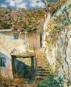 Claude Monet - La scala