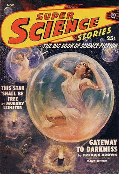 Super Science Stories / Vol. 06 Nr. 1 by micky the pixel, via Flickr