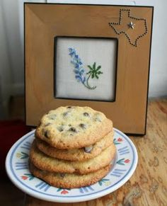 texas choc chip cookies with jiffy corn bread mix