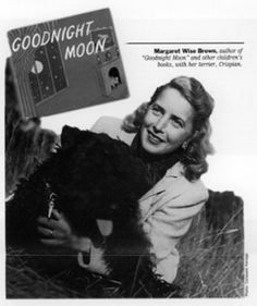 "Margaret Wise Brown from a Life article. She talks about the ""painful shy animal dignity with which a child stretches to conform to a strange, adult social politeness."" Could there be a better, more intimate expression of that awkward childhood relation to the adult world?"