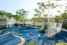 Landscape Plane, Landscape Design, Garden Design, Landscape Architecture Magazine, Chinese Architecture, Linear Park, Playground Design, Outdoor Recreation, Thesis