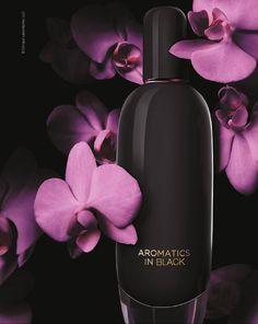 Aromatics in Black #Clinique - ♀ женский парфюм, 2015 год.