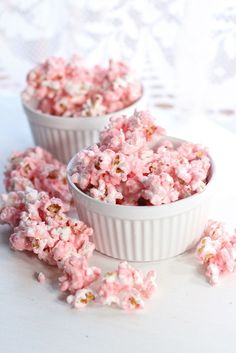 Eat Good 4 Life: White Chocolate popcorn. Making this for baby girl shower.