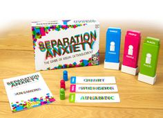 Separation Anxiety by Fat Brain Toy Co. - $21.95--olivia