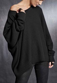 Heavenly Oversized Comfort Sweater – Urban Zen