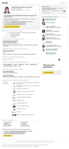 Me puedes encontrar en Linkedin 'http://www.linkedin.com/pub/maria-dolores-est%C3%A9vez-ventosa/64/225/a38'