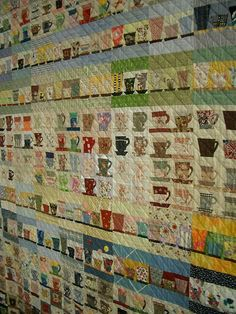 I love love love this quilt. Shared by www.nwquiltingexpo.com @nwquiltingexpo #nwqe #quilting