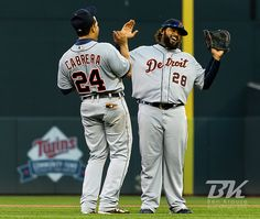 Clinched! Detroit Tigers win the AL Central