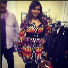 And she loves a good (brand) name-drop. | 17 Ways Mindy Kaling's Fashion Obsession Is An Inspiration