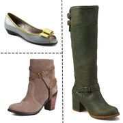 Take a look at the Fashion Afoot: Women's Shoes event on #zulily today!