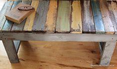 Pallet Bench Tutorial
