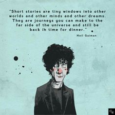 Neil Gaiman short stories back in time for dinner Literary Quotes, Writing Quotes, Writing Advice, Writing A Book, Writing Prompts, Book Quotes, Author Quotes, Teaching Writing, Quotes Arabic